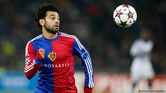 Mohamed Salah (picture-alliance/dpa)