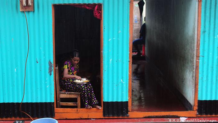 Child prostitution in Bangladesh
