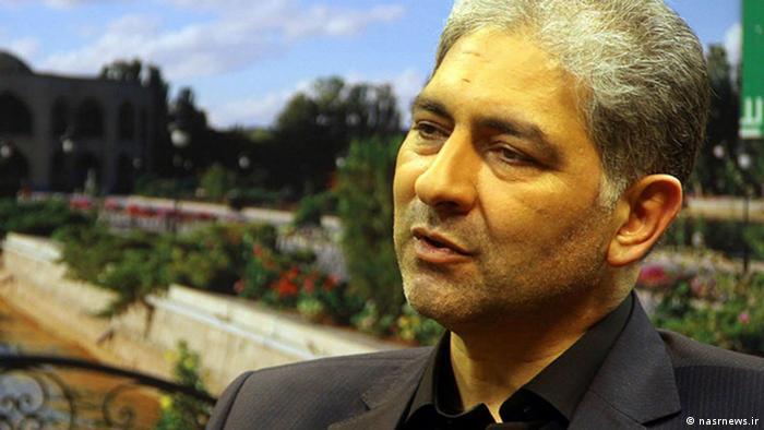 اسماعیل جبارزاده، استاندار آذربایجان شرقی