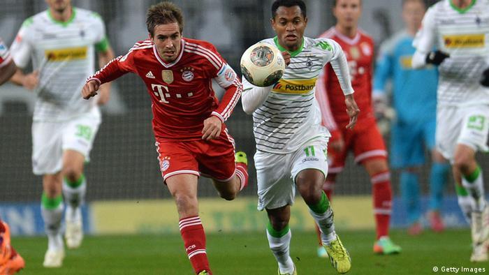 Bundesliga FC Bayern München Borussia Mönchengladbach Sport Deutschland (Getty Images)