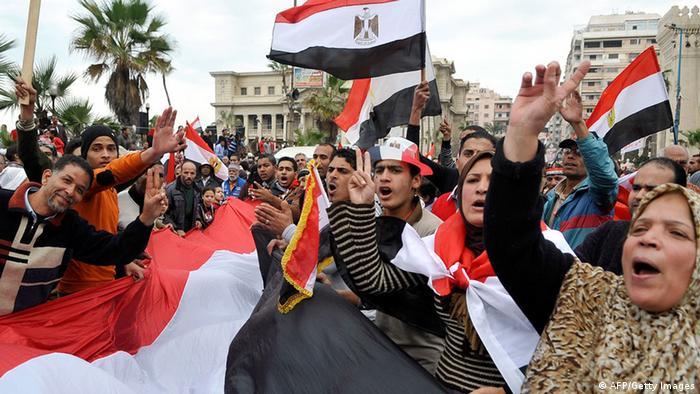 25 Ocak 2014, ayaklanmaların üçüncü yıldönümü