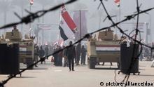 Bildergalerie Ägypten Dritter Jahrestag des Aufstandes 25. Januar 2014