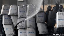 Ukraine Maidan in Kiew 25. Januar 2014