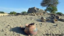 Von Islamisten zerstört: Ein Mausoleum in Timbuktu