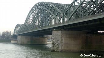 Die Hohenzollernbrücke in Köln (Foto: Ignatzi)