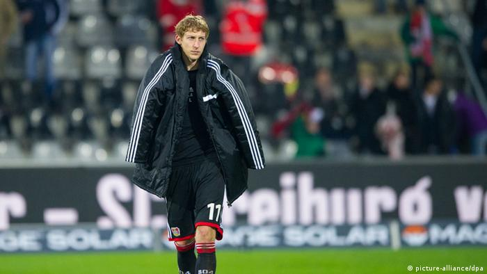 Kiessling looking depressed
