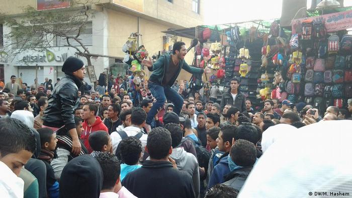 3. Jahrestag der Ägytischen Revolution, Kairo