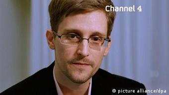 Edward Snowden Foto: pictire alliance/ dpa