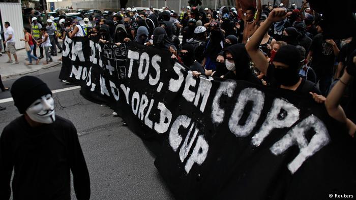 Movimentos marcam protestos para 50 cidades no Brasil e no exterior
