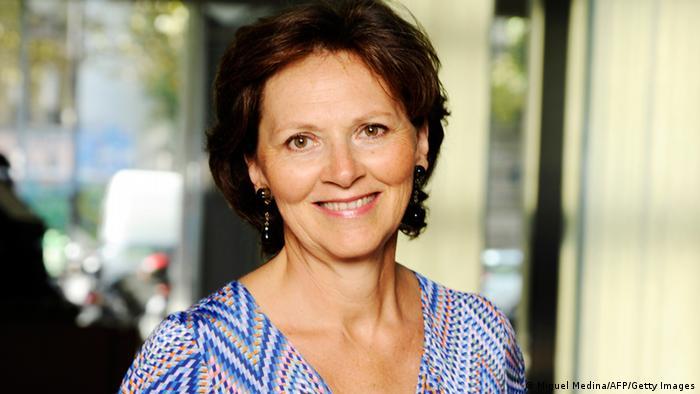 Chefredakteurin Sylvie Kauffmann
