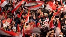 Proteste in Ägypten (Jahrestag der Revolution)
