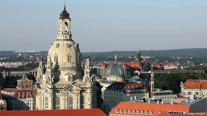 Дрезденская Фрауэнкирхе