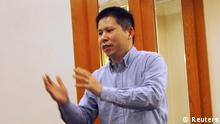 Xu Zhiyong Bürgerrechtler in China ARCHIV 2013