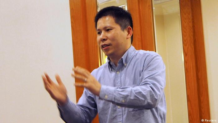 Xu Zhiyong Bürgerrechtler in China ARCHIV 2013 (Reuters)