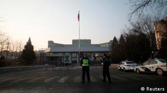 Gerichtsverfahren Xu Zhiyong Bürgerrechtler in China 26.01.2014