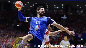 EHF Euro 2014 Handball Championship Dänemark vs. Frankreich