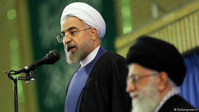 دو سناتور آمریکا خواهان تحریم علی خامنهای، رهبر ایران و حسن روحانی، رئیس جمهور این کشور شدند