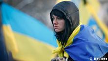 Kiew Gewalt und Protest 26.01.2014