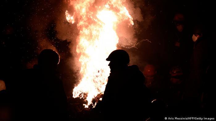 У західних областях України блокують силовиків