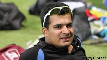 Sharjeel Khan Cricket Spieler aus Pakistan