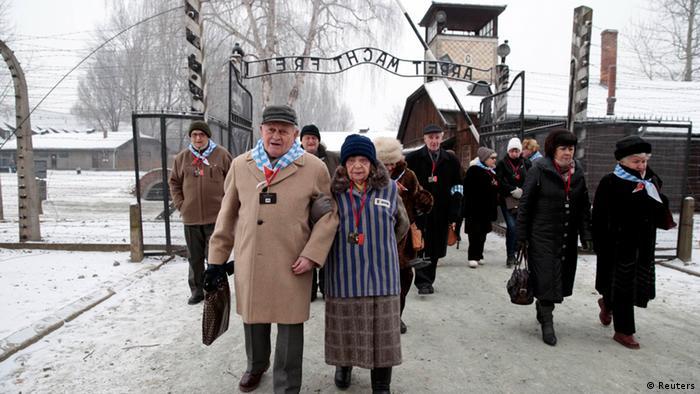 Holocaust Gedenktag Auschwitz 27.01.2014