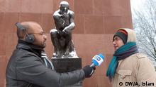 Title: Asif Mohiuddin visits Germany Description: Amnesty International invited Bangladeshi blogger Asif Mohiuddin to visit Germany. He is living in Bielefeld now. DW/Arafatul Islam