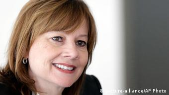 General Motors Mary Barra