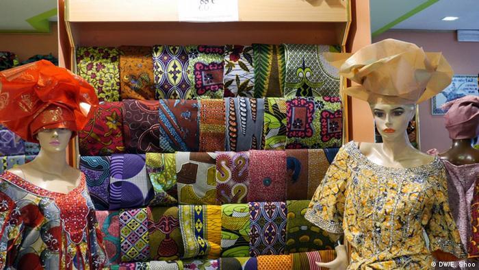 tissu africain matonge