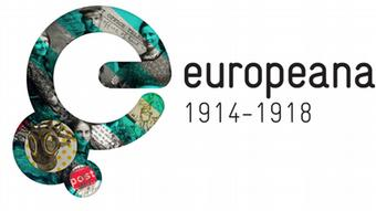 Логотип портала Europeana 1914-1918