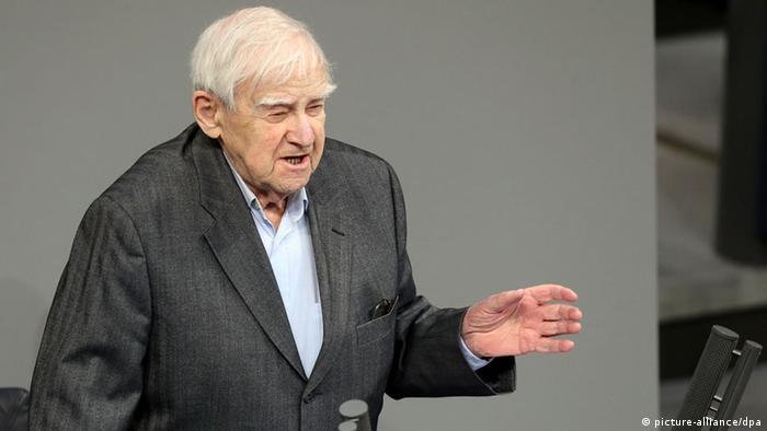 Выступление Даниила Гранина в бундестаге