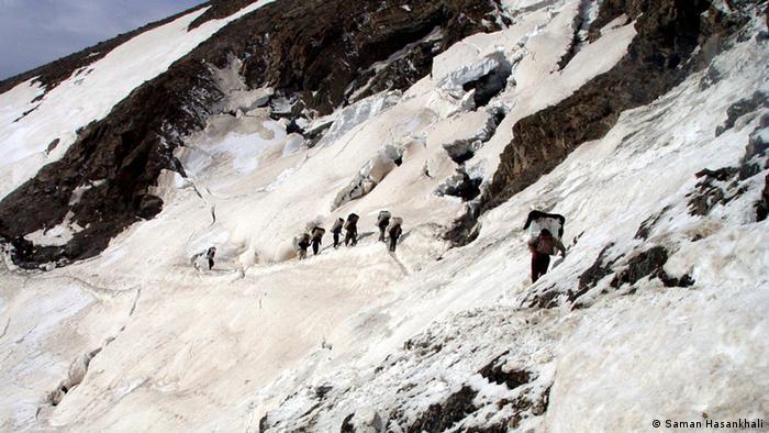 Opasna ruta preko planine Zagros