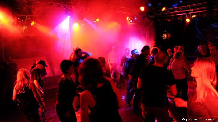 Deutschland Musik Diskothek Rockfabrik Ludwigsburg (picture-alliance/dpa)