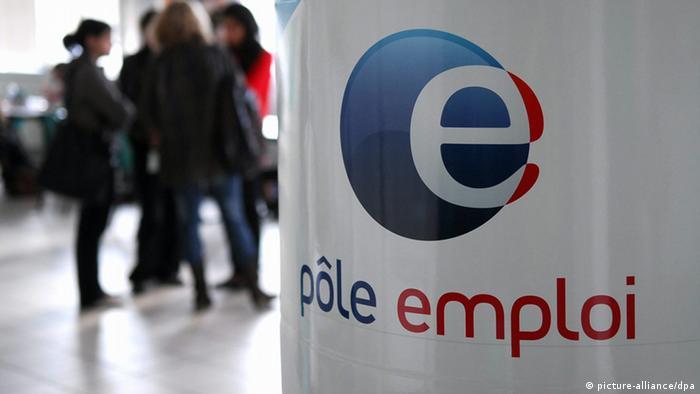 Arbeitslosigkeit Frankreich - Arbeitsamt