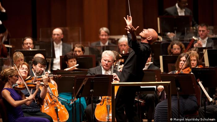 Christoph Eschenbach und das National Symphony Orchestra, Washington (Foto: Margot Ingoldsby)