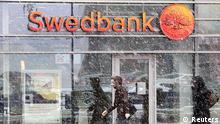 Swedbank Filiale Riga Schweden