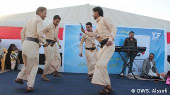 Volksmusik im Jemen