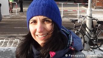 Η Μαρία Απλαδά είναι μέλος της ομάδας πρωτοβουλίας των γονέων για τη διάσωση του ελληνογερμανικού ευρωπαϊκού σχολείου στο Όμηρος