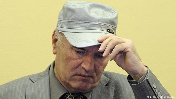 Ratko Mladic (picture-alliance/dpa)