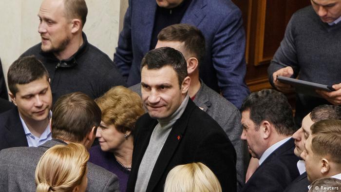 Vitali Klitschko (Foto: Gleb Garanich/REUTERS)