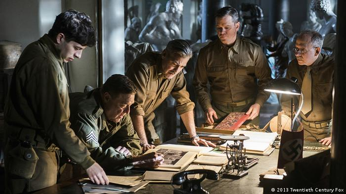 Deutschland Film Berlinale 2014 Filmszene Sektion Wettbewerb The Monuments Men