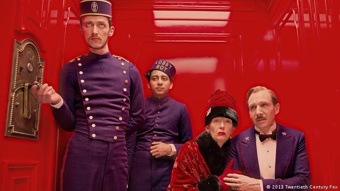 O Grande Hotel Budapeste de Wes Anderson abre o festival no dia 06 de fevereiro