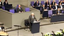 Daniil Granin, russischer Schriftsteller, Gedenkstunde im Bundestag