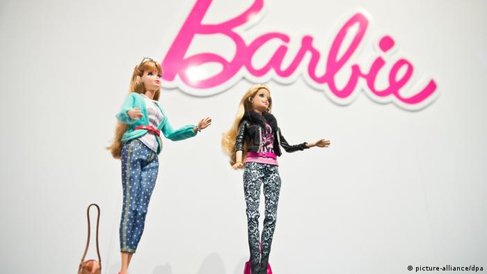 Fashionista-Barbie. Daniel Karmann/dpa