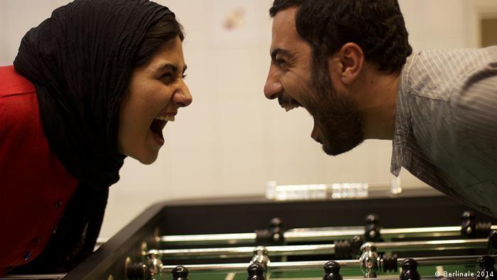 عصبانی نیستم به کارگردانی رضا درمیشیان تنها محصول سینمایی از ایران بود که در برلیناله ۲۰۱۴ به نمایش درآمد. این فیلم در بخش پانوراما اکران شد، اما جایزهای دریافت نکرد. عصبانی نیستم بهرغم وجود محدودیتها و موانع در ساخت آن، انتقادی جسورانه از مسائل و مشکلات ایران امروز، بهویژه استیصال نسل جوان است.