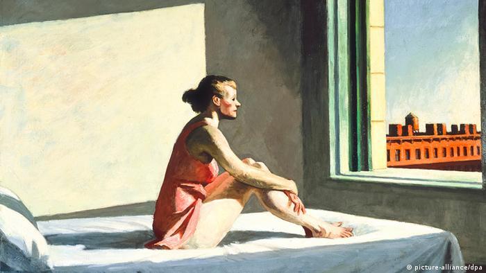 آفتاب صبح اثر ادوارد هوپر