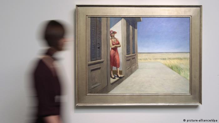 Edward Hopper - Morgen in South Carolina
