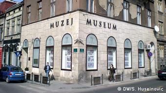 Museum Junges Bosnien in Sarajevo (Foto:DW/Samir Huseinovic)