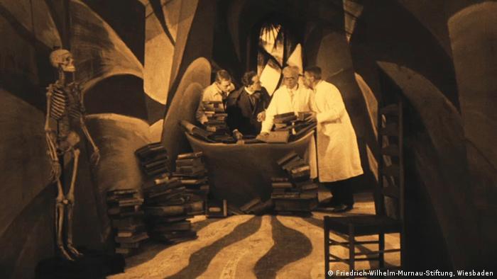 Deutschland Film Berlinale 2014 Filmszene Sektion Retrospektive Das Cabinet des Dr. Caligari