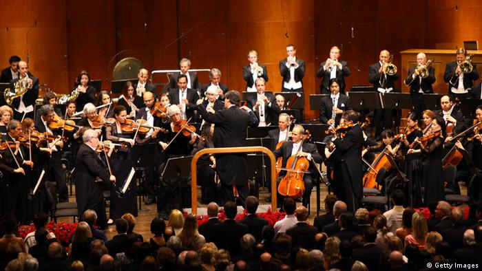 New York Philharmonic Orchestra (Getty Images)