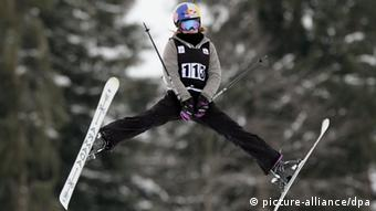 Lisa Zimmermann Wintersport Ski Alpin Freestyle